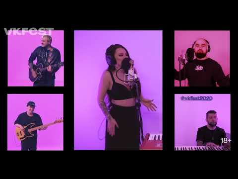 ARTIK \u0026 ASTI - Девочка танцуй (Acoustic Live @VK Fest 2020)