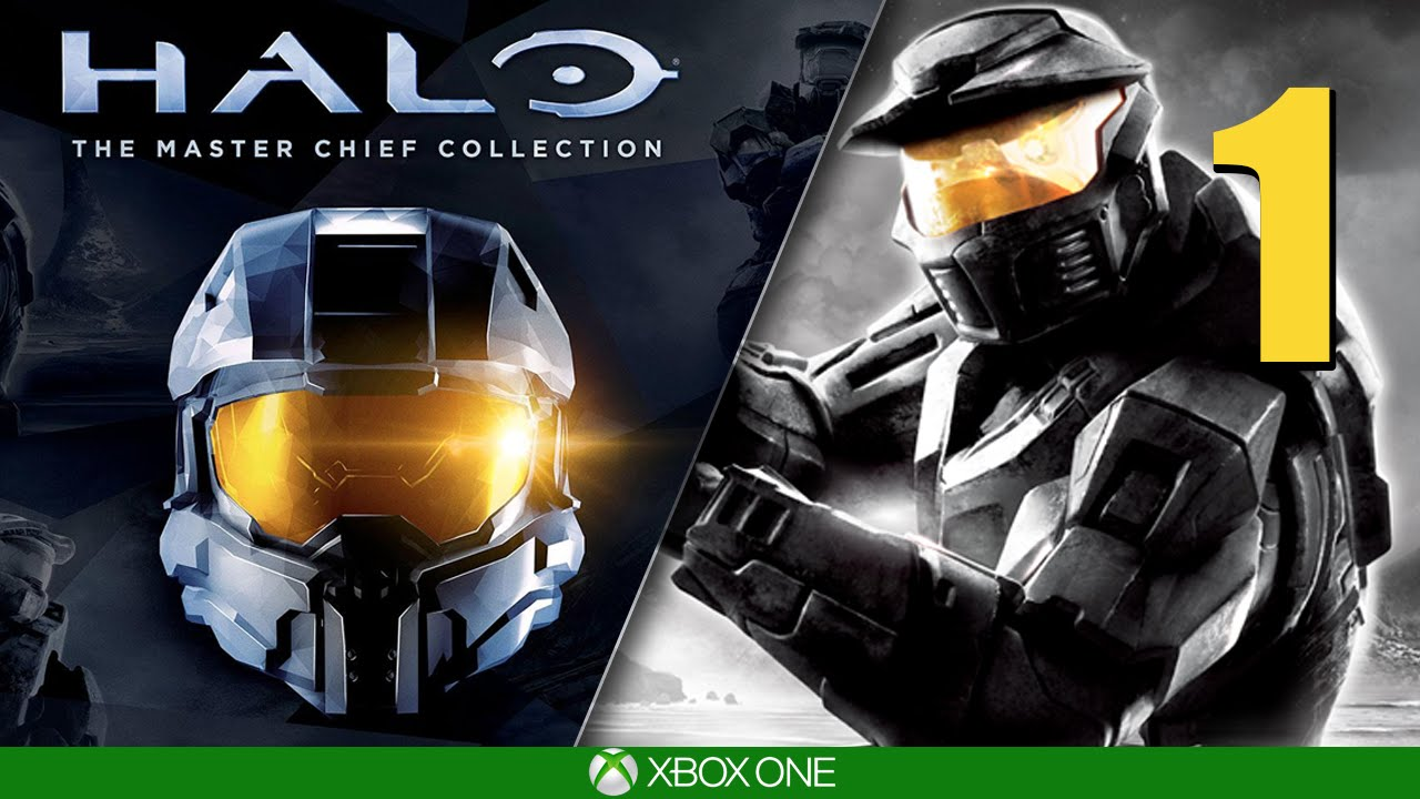 Halo The Master Chief Collection Halo Ce Anniversary Walkthrough Part 1 No Commentary