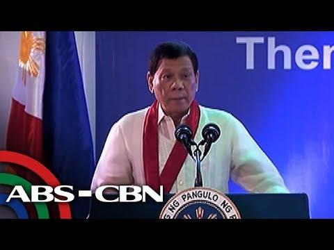 TV Patrol: Duterte, bumuwelta kay Aquino