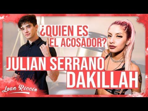 ABOGADO ANALIZA caso 'Julián Serrano - Dakillah'