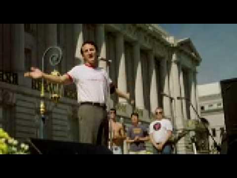 Mi Nombre Es Harvey Milk Trailer Español Youtube