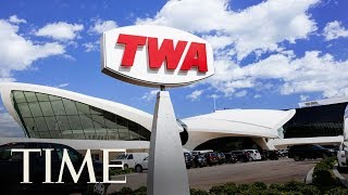 JFK's Iconic TWA Terminal Is Now The Coolest Hotel In New York City | TIME