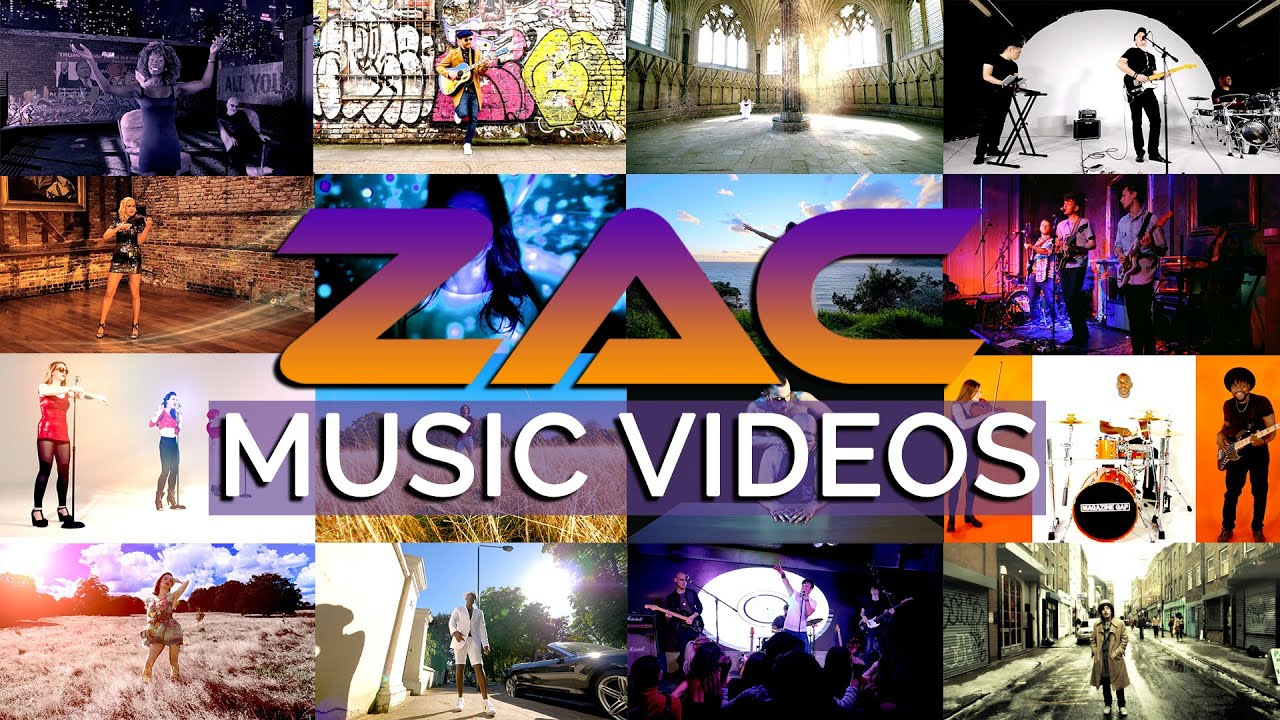 Zachary Denman Music Video Showreel 2020 Producer Director Camera Editor London UK
