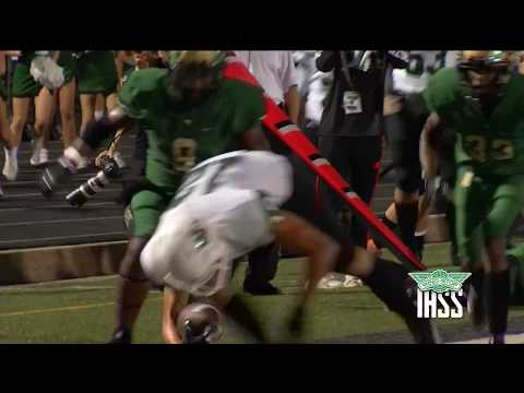 Waxahachie vs DeSoto - 2018 Football Highlights