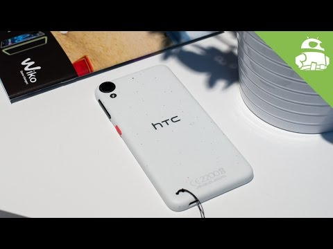 HTC Desire 530 Hands On