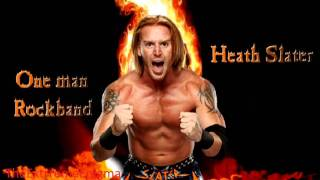 "Heath Slater 14th WWE Theme Song ""One Man Band"""
