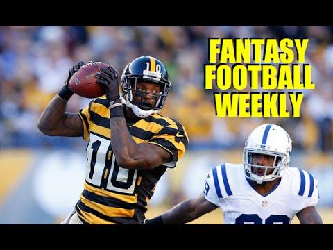 Week 10 Fantasy Football News - 2014 NFL Season
