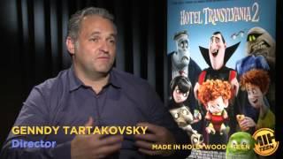 Genndy Tartakovsky On 'Hotel Transylvania 2' Dances Scenes