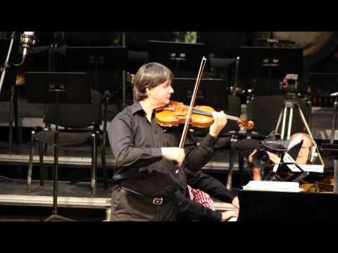 Liviu Prunaru plays Tchaikovski: Valse Scherzo (la Cluj)