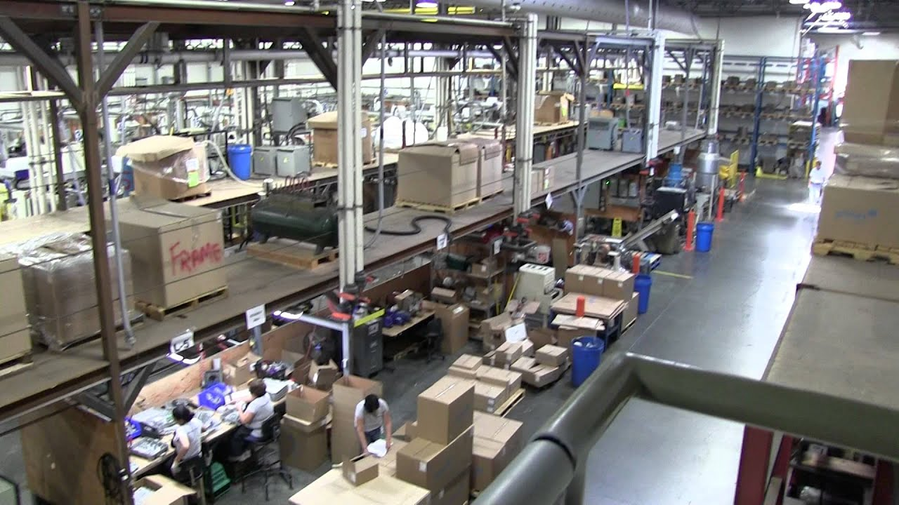 How to Manufacture Private Label Products in China- production stage