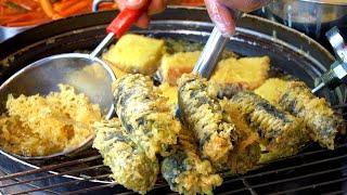 갓김밥, 고기김말이 골목식당 수원 쫄라김집 신메뉴 공개…
