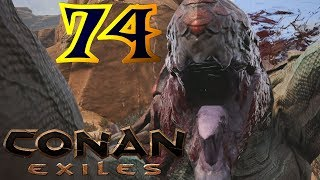 TASTE THE COLD IRON OF MY IRON SWORD OF IRON! Playing Conan Exiles - Part 74