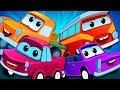Meet The Cars Of Cars Cartoon | Car Song And Car Rhymes