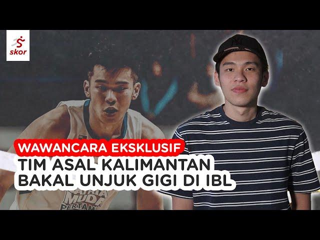 Rivaldo Tandra Antusias Menyambut Klub Bumi Borneo