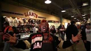San Francisco Giants 2012 WORLD SERIES Champions! [Featured in - Google Zeitgeist 2012!]