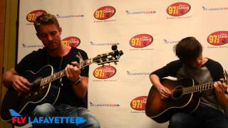 Brett Young - 'In Case You Didn't Know' | Live in the Lobby