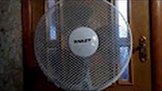 Обзор и Тест Напольного Бытового Вентилятора Scarlett SC-373