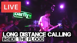 Long Distance Calling - Inside The Flood Live in [HD] @ Camden Barfly, London 2014