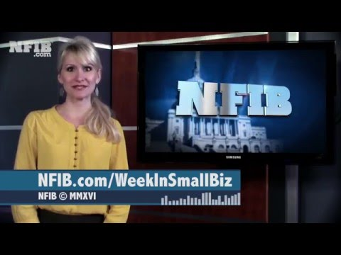 NFIB Speaks Out on Overtime Rule & Obamacare | NFIB's Week In Small Business