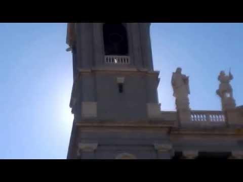 Volteo Campanas Catedral de la Almudena (Madrid) // 9 de Noviembre 2015 FIESTA PATRONAL