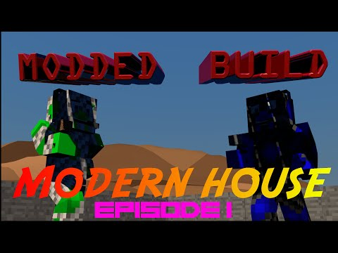 Modded Build: Modern House #1