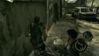 Resident Evil 5 Gameplay Part 3 Deutsch