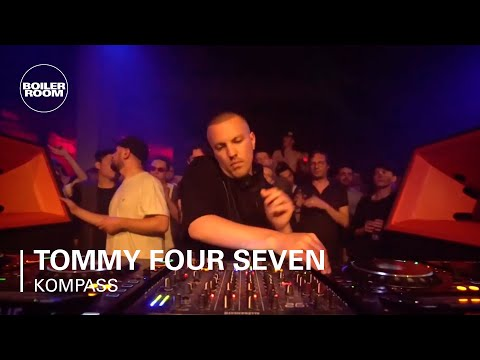 TOMMY FOUR SEVEN | Boiler Room x Kompass