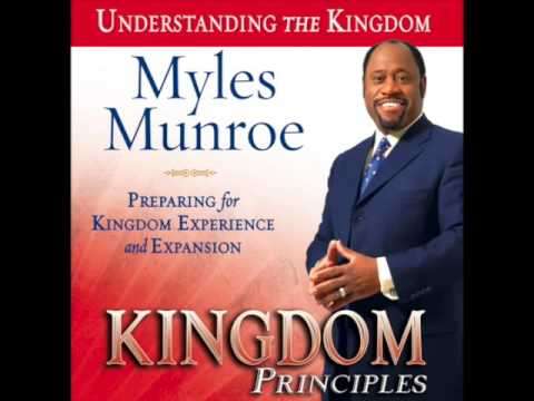 Free Audio Book Preview ~ Kingdom Principles ~ Myles Munroe