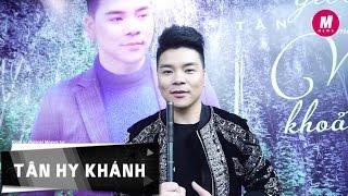 [ M-News ] Họp báo MV Nếu Có Một Khoảng Cách - Tân Hy Khánh