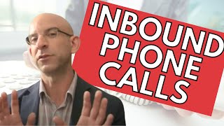 Customer Service Training- How To Answer Inbound Phone Calls- Part 1