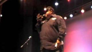 "Fred Hammond - They That Wait - Live at ""The Experience"""