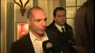 Yanis Varoufakis Walks Off Mid-Interview   CNBC International
