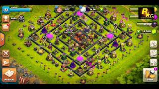 VAWITCH | Th10 BEST New 3 Stars🏆 -⚔️ Attack Strategy | Clash Of Clans