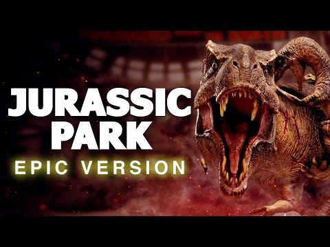 Jurassic World Fallen Kingdom  Main Theme  Epic Version