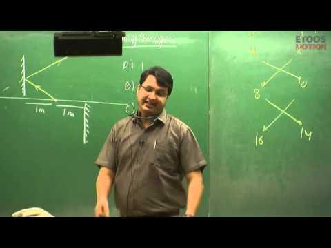 Gemetrical Optics Video Lectures of Physics by Nitin Vijay (NV) Sir