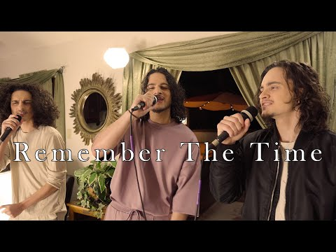 Michael Jackson - Remember The Time   Tribute by RoneyBoys
