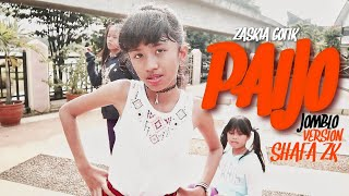 Gambar cover #PAIJO #ZASKIA GOTIK FEAT RPH COVER SHAFA ZK WITH TOMMY KAGANANGAN  #covermusik #covertop