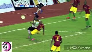 Stephen Sarfo Ghana National Team October 2017 (B&B SPORT SERVICE DUBAI )