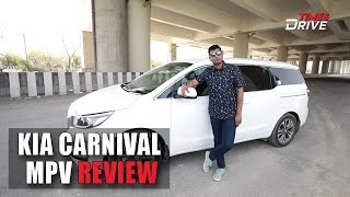 Kia Carnival MPV | The Kranti Sambhav Review | Can we really compare Carnival with Innova Crysta?