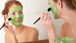 видео Маски для лица из зеленого чая: домашние рецепты