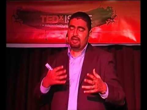 TEDxISCAE 2011 - Salah Benzakour
