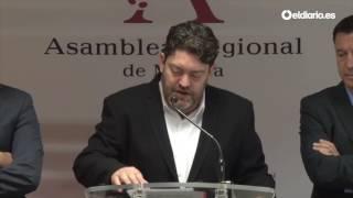 Ciudadanos busca apoyos para presentar la moción de censura contra el presidente de Murcia