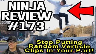 Ninja Review #173: Kid Makes Almost Every Mistake?