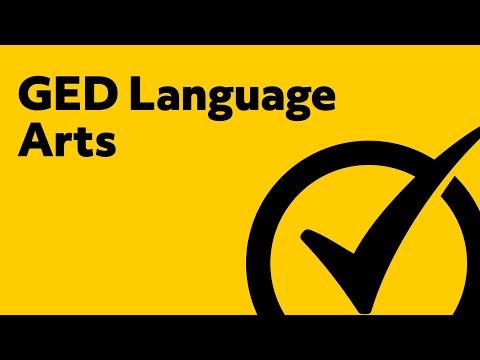 Amazing GED Language Arts 2016 - 2017 Study Guide