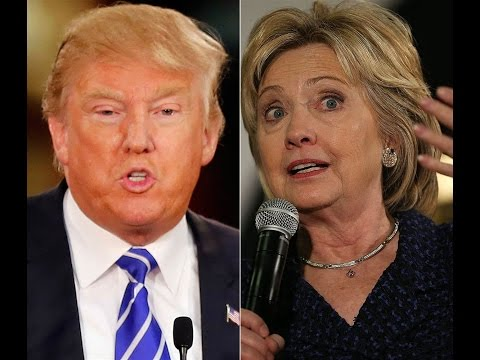 Trump, Clinton Still Way Ahead, Weekly Tracking Poll Shows