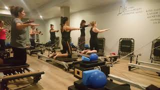 Building Strong Shoulders and Abs with Pilates Reformer at Soulful Fitness