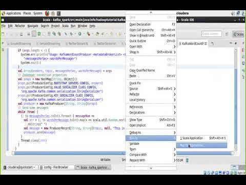 Apache Kafka + Spark Streaming + HBase Production Real Time Use Case Illustration