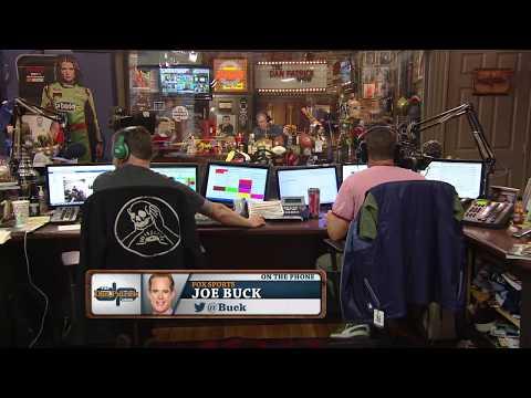 Fox Sports' Joe Buck Breaks Down his On-Air Mix-Up Regarding Brooks Koepka's Girlfriend (6/19/17)