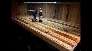 Häufig Holz Mit Epoxidharz Versiegeln GP93