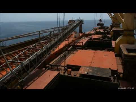 Eastern Power - Unloading to SUL barge